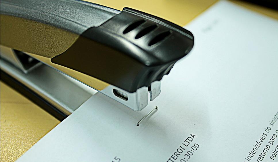 払込証明書を作成して通帳のコピーと綴じる